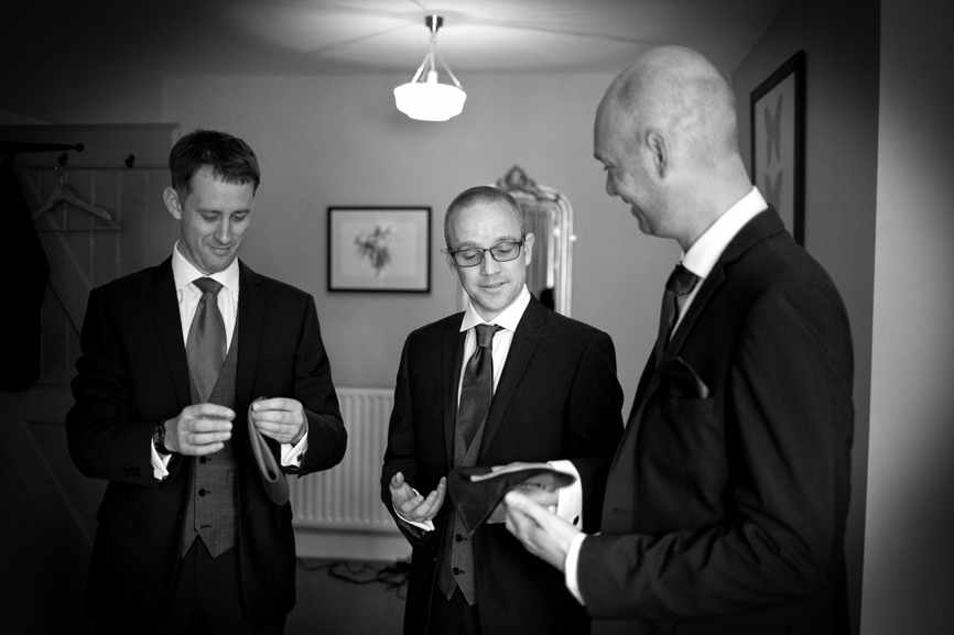 groomsmen brinsop court hereford