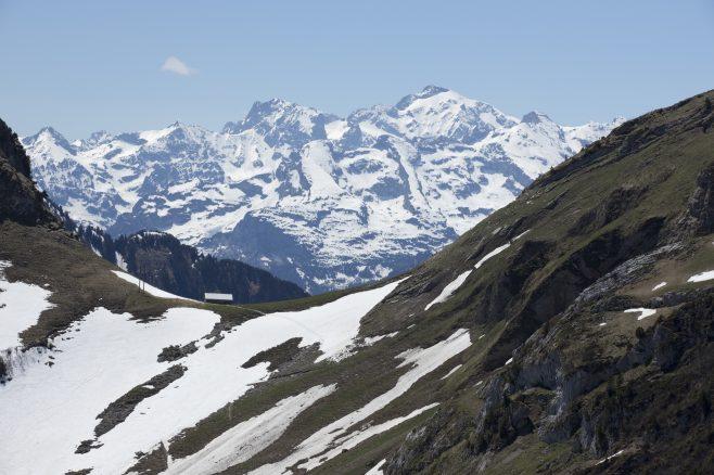 Stoos mountain view